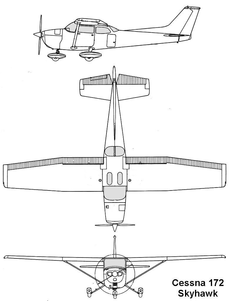 C Manufacturers Aviation Engineering Schematics Cessna 152